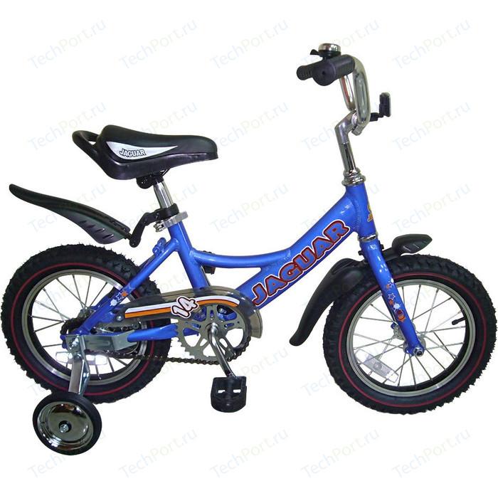 Велосипед 2-х колесный Jaguar MS-A142 Alu синий гироскутеры carwalk оригинальный гироскутер carwalk transformer размер колеса 8 дюймов