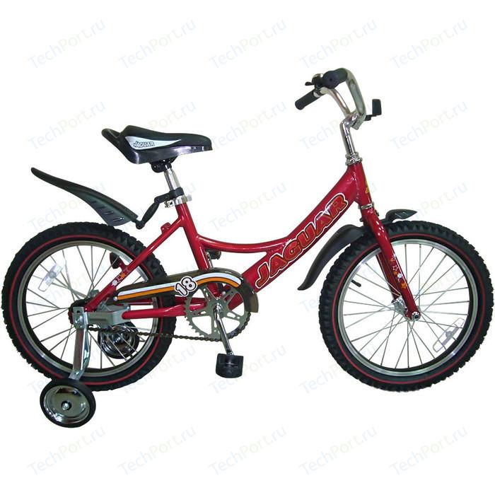 Велосипед 2-х колесный Jaguar MS-A182 Alu красный гироскутеры carwalk оригинальный гироскутер carwalk transformer размер колеса 8 дюймов