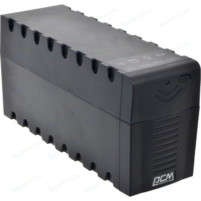 ИБП PowerCom RPT-600AP Raptor (3 IEC) ибп powercom raptor rpt 1025ap lcd