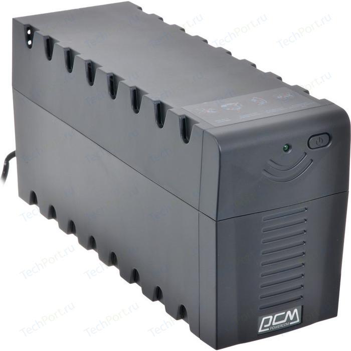 ИБП PowerCom RPT-800A Raptor (3 IEC) ибп powercom rpt 600a raptor 3 iec