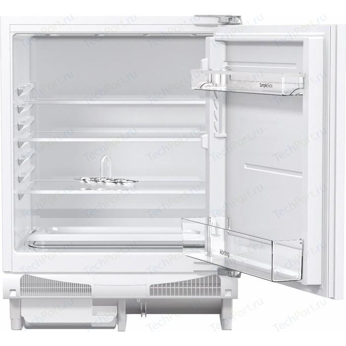 Встраиваемый холодильник Korting KSI 8251 встраиваемый однокамерный холодильник korting ksi 8256