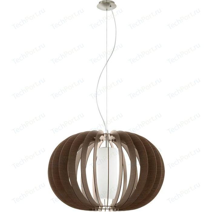 Фото - Подвесной светильник Eglo 95593 eglo подвесной светильник eglo rebecca 90743