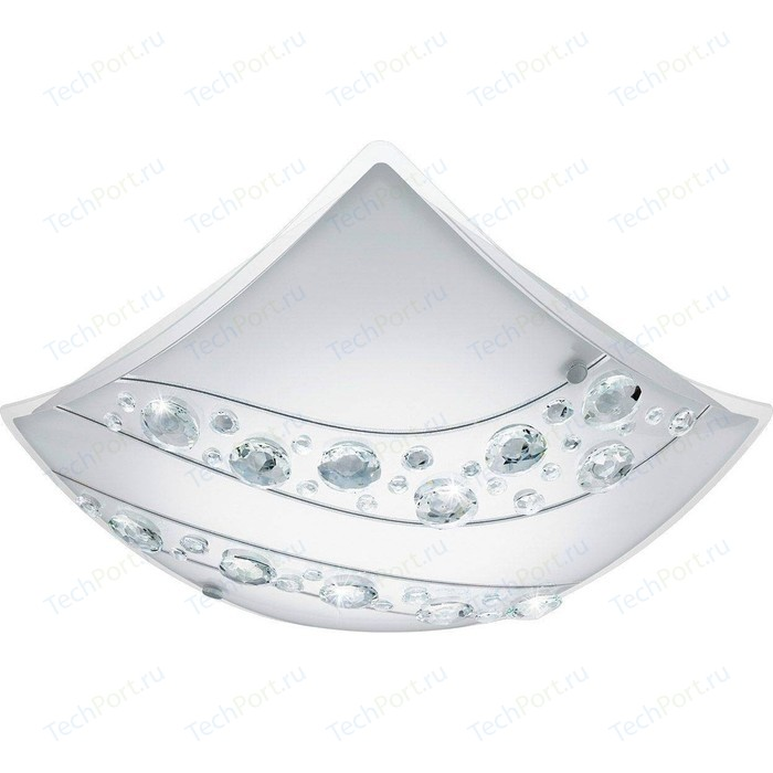 Потолочный светодиодный светильник Eglo 95578 потолочный светодиодный светильник eglo 97965