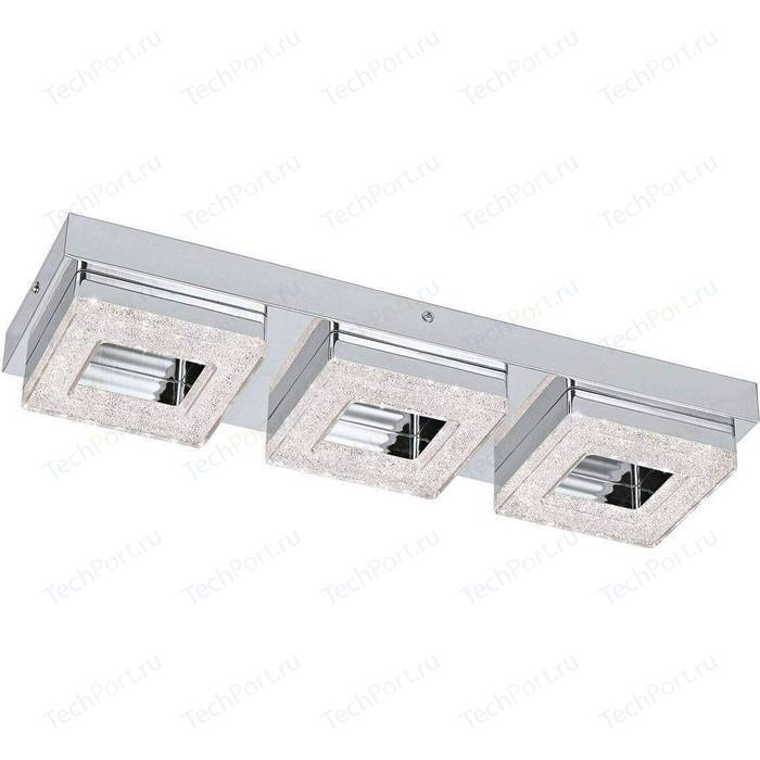 Потолочный светодиодный светильник Eglo 95656 потолочный светильник eglo 94528