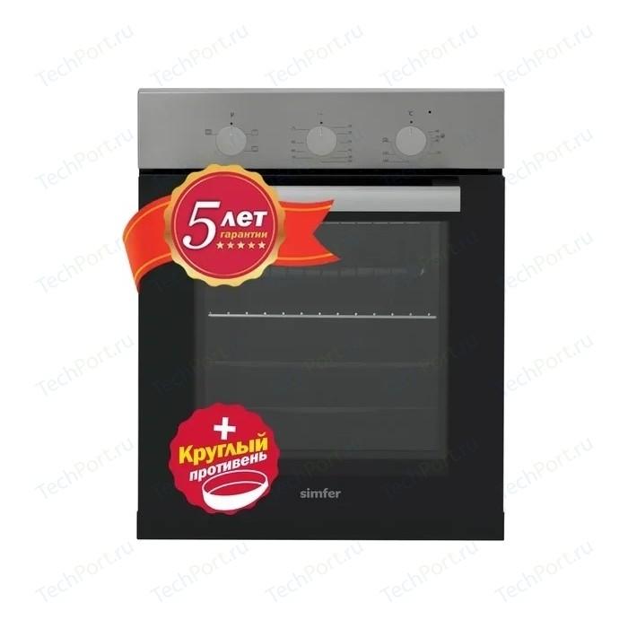 Электрический духовой шкаф Simfer B4EM14011