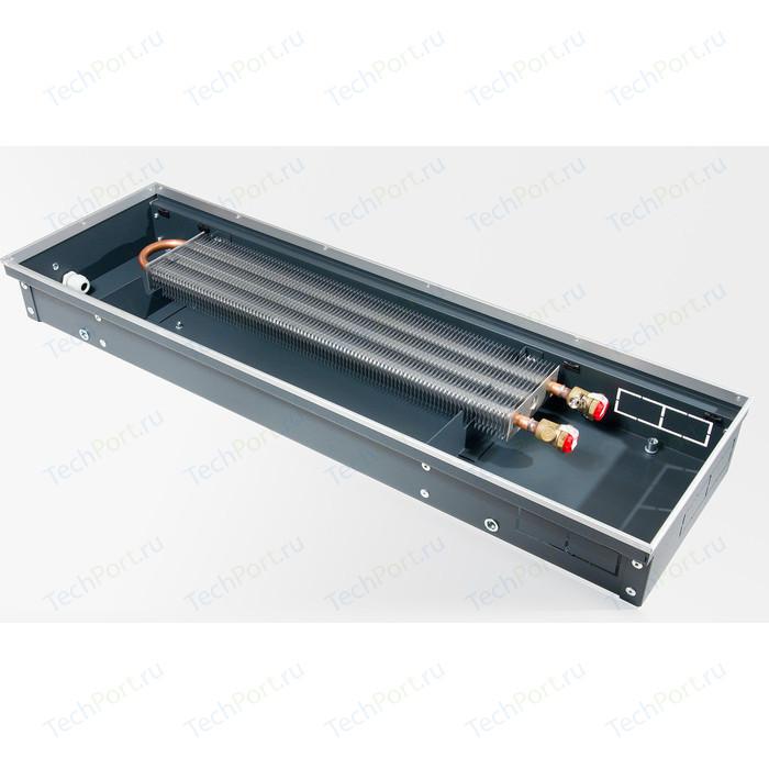 Внутрипольный водяной конвектор Techno без решетки (KVZ 350-85-2400)