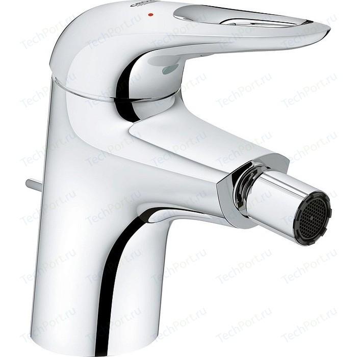 Смеситель для биде Grohe Eurostyle New с донным клапаном (33565003)