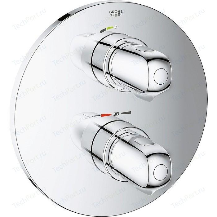 Термостат для душа Grohe Grohtherm 1000 New с механизмом (19984000, 35500000)