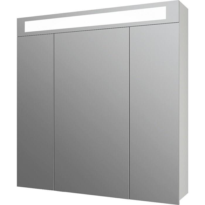 зеркальный шкаф dreja uni 99 9001 Зеркальный шкаф Dreja Uni 80 (99.9003)