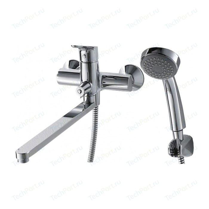 Смеситель для ванны Bravat Drop (F64898C-LB)
