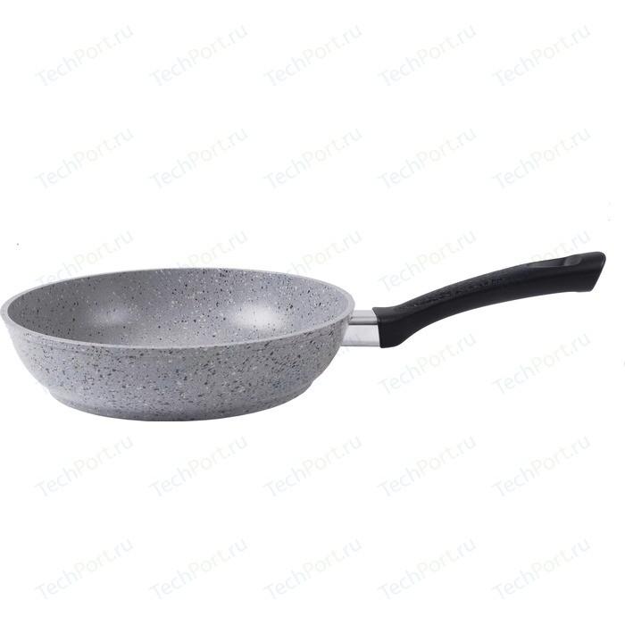 Сковорода Kukmara d 24см Мраморная (смс241а Светлый мрамор)