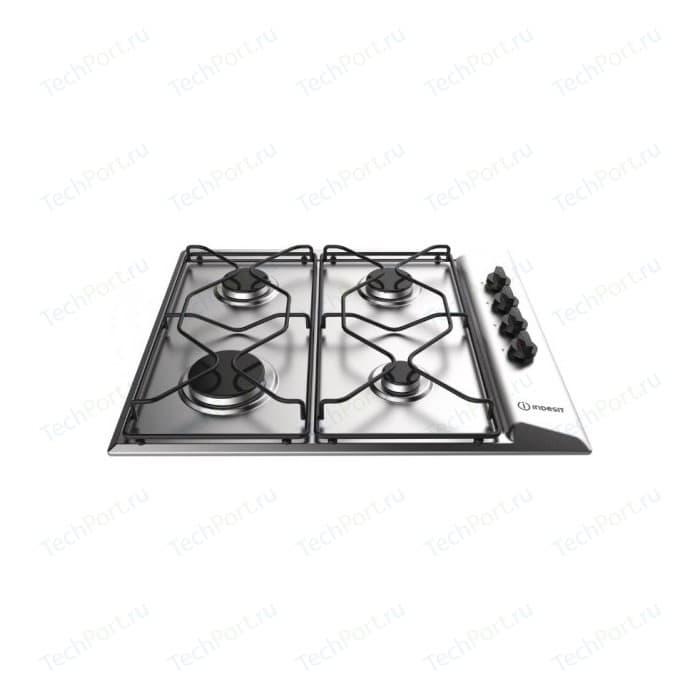 Газовая варочная панель Indesit PAAI 642 IX/I EE