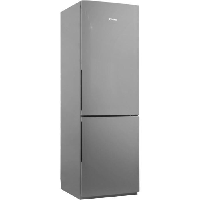 Холодильник Pozis RK FNF-170 серебристый ручки вертикальные