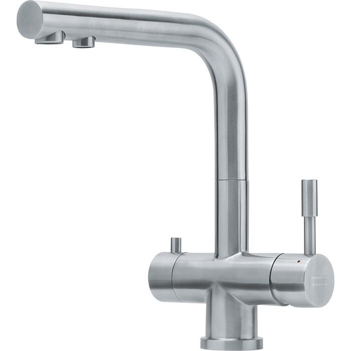 Смеситель для кухни Franke Atlas Clear Water нержавеющая сталь (120.0179.978)