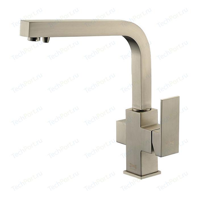 Смеситель для кухни ZorG Clean Water (ZR 311 YF-Satin)