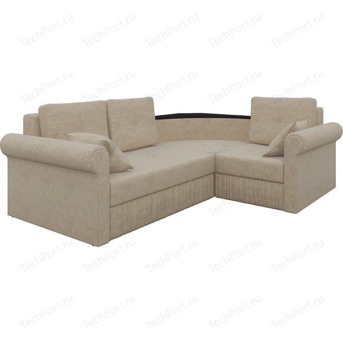 цена Угловой диван АртМебель Юта-06 правый онлайн в 2017 году