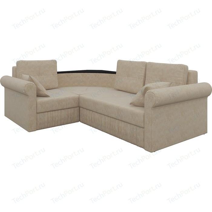 цена Угловой диван АртМебель Юта-06 левый онлайн в 2017 году