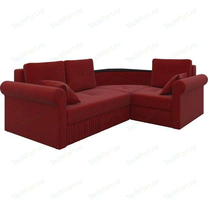 цена Угловой диван АртМебель Юта-09 правый онлайн в 2017 году