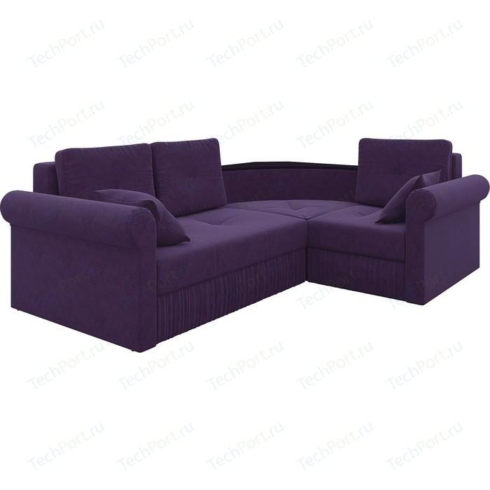 цена Угловой диван АртМебель Юта-32 правый онлайн в 2017 году