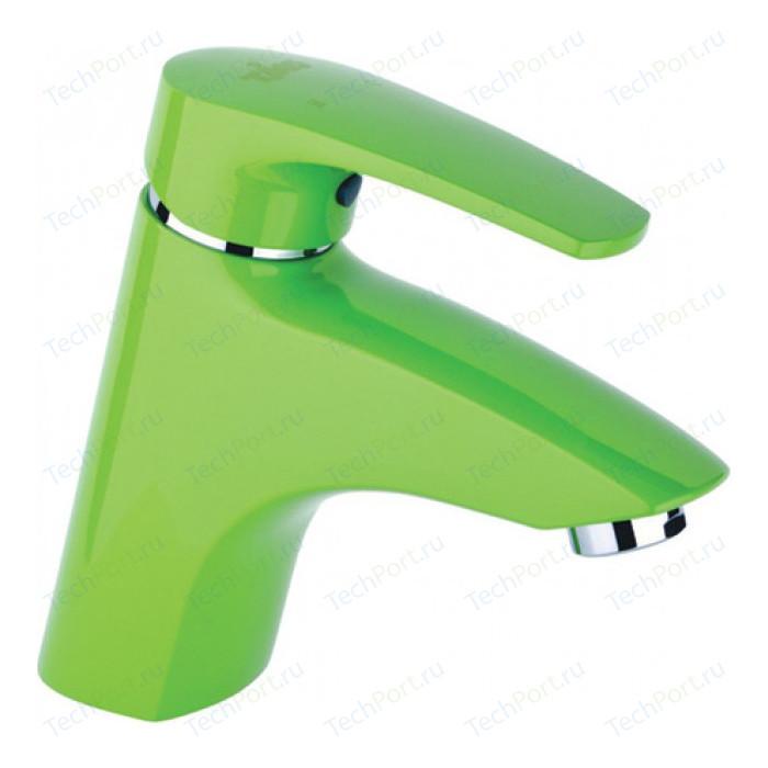 Смеситель для раковины Timo Beverly зеленый (0051F green)