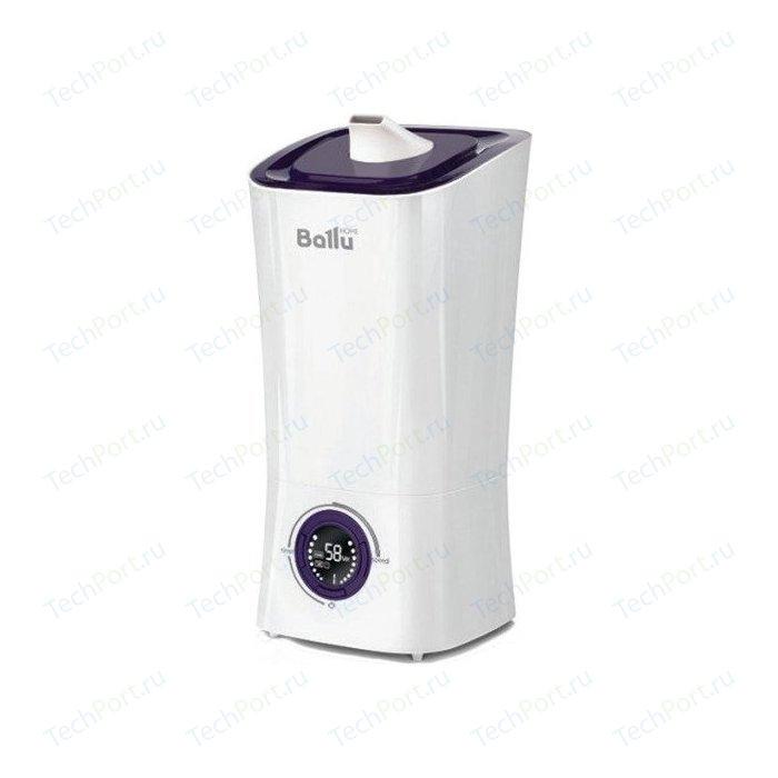 Увлажнитель воздуха Ballu UHB-205, белый /фиолетовый ballu uhb 705 white