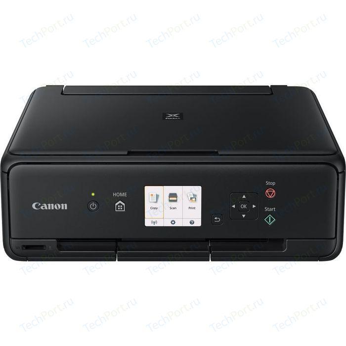 Фото - МФУ Canon Pixma TS5040 (1367C007) лежак с бортами fundays цвет черный бежевый 15 x 45 x 55 см
