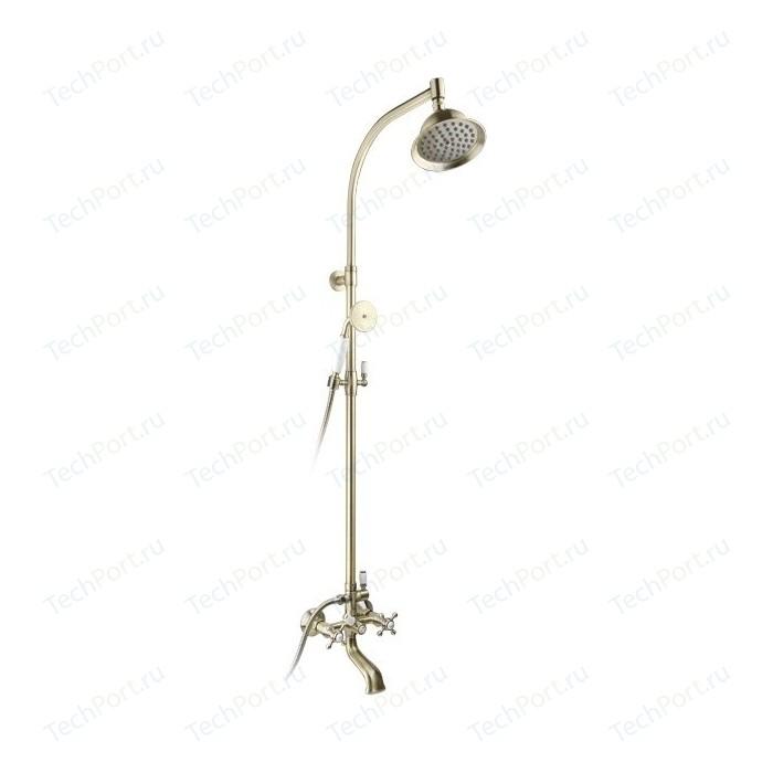 Душевая система Timo Nelson антик (SX-1090/02 antique)