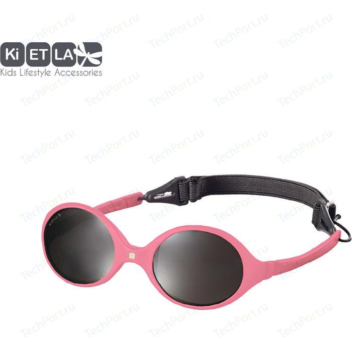 Очки солнцезащитные детские Ki ET LA DIABOLA 0-18 мес. Розовый (60001236)