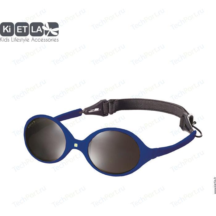 Очки солнцезащитные детские Ki ET LA DIABOLA 0-18 мес. Синий (60001238)