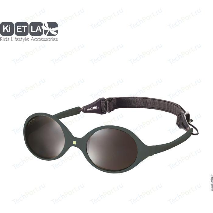 Очки солнцезащитные детские Ki ET LA DIABOLA 0-18 мес. Темно-серый (60001265)