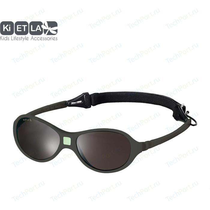 Очки солнцезащитные детские Ki ET LA JOKAKI 1-2,5 лет. Темно-серый (60000965)