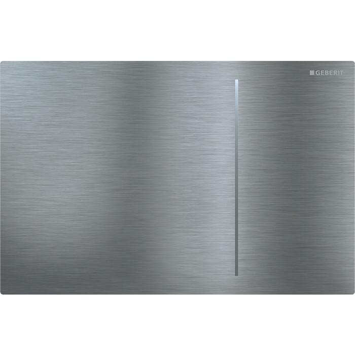 Кнопка смыва Geberit Sigma 70 нержавеющая сталь, матовая (115.620.FW.1)