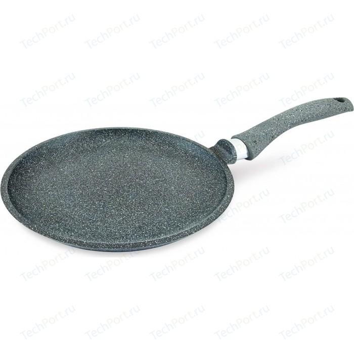 Сковорода для блинов НМП d 24см Природные минералы (256224)