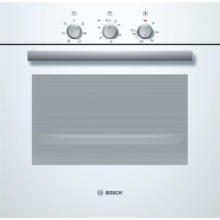 Электрический духовой шкаф Bosch Serie 2 HBN211W6R