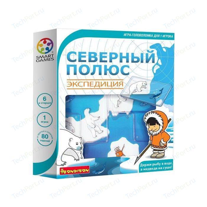 Bondibon Логическая игра Северный полюс. Экспедиция (ВВ1881)
