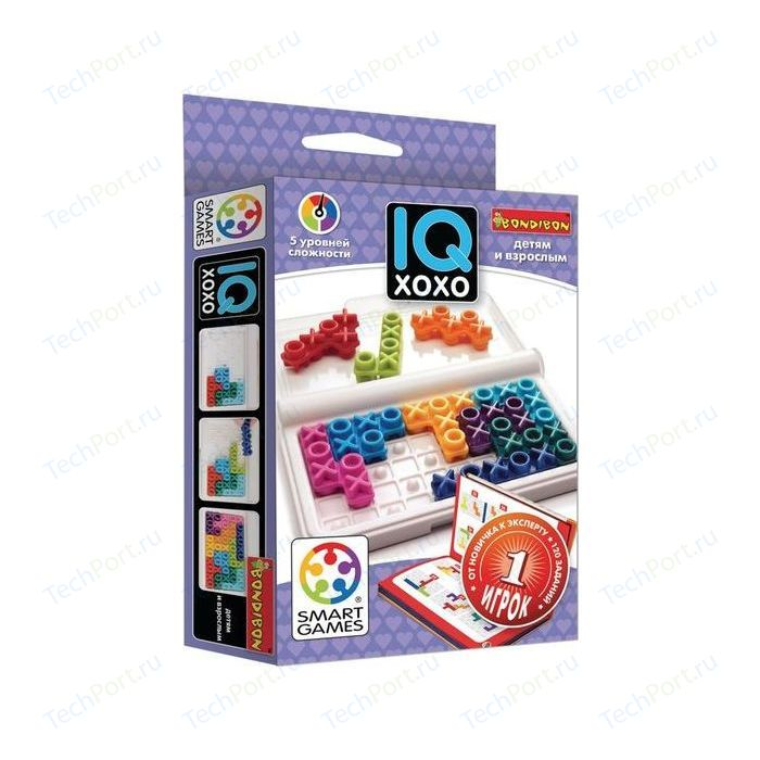 Bondibon Логическая игра IQ ХоХо (ВВ1889)