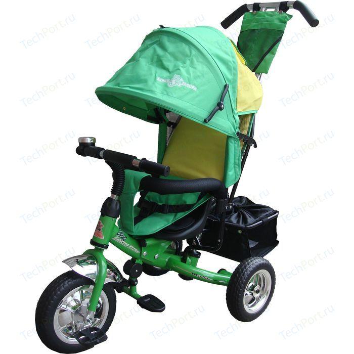 Велосипед трехколесный Lexus Trike Next Pro (MS-0521) зеленый