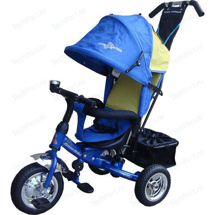 Фото - Велосипед трехколёсный Lexus Trike Next Pro (MS-0521) синий велосипед трехколёсный lexus trike next city ms 0566 париж