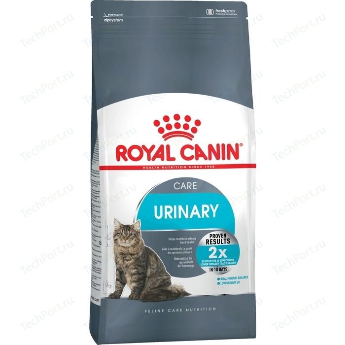 Сухой корм Royal Canin Urinary Care профилактика МКБ для кошек 2кг (553020)