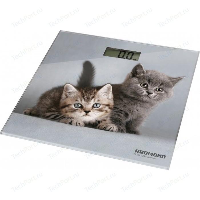 Весы напольные Redmond RS-735, котята