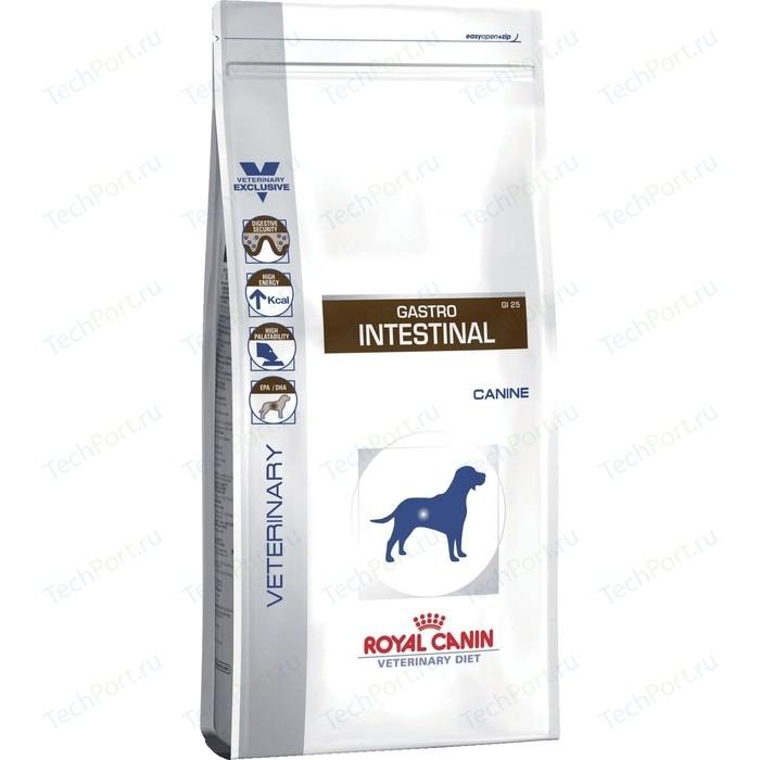 Сухой корм Royal Canin Gastro Intestinal GI25 Canine диета при нарушении пищеварения для собак 2кг (622020)