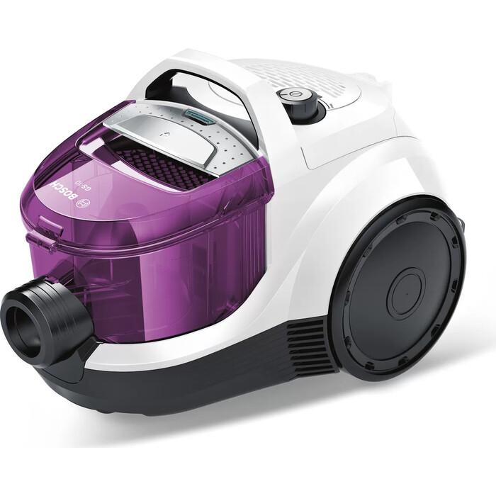 Фото - Пылесос Bosch BGS 1U1800 пылесос bosch bgs 1u1800 белый фиолетовый