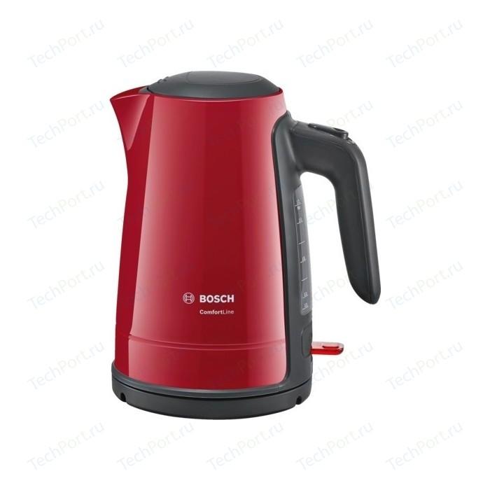 Фото - Чайник электрический Bosch TWK 6A014 чайник электрический bosch twk 7805