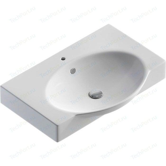 Раковина мебельная Sanita luxe Infinity 65 белый (INF65SLWB01)