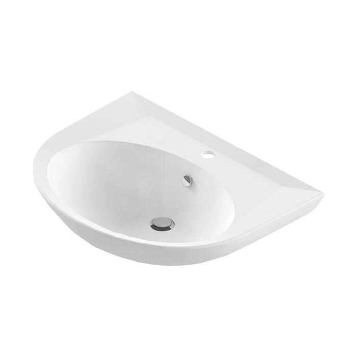 Раковина Sanita luxe CLassic 64.7х48.2 белый (CLCSLWB01)