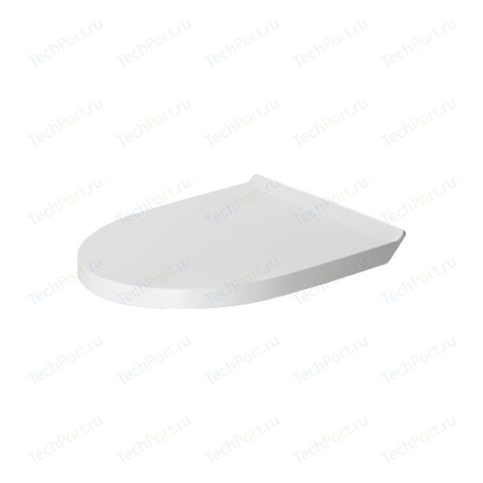 Сиденье для унитаза Duravit Durastyle Basic с микролифтом, быстросъемное (0020790000)