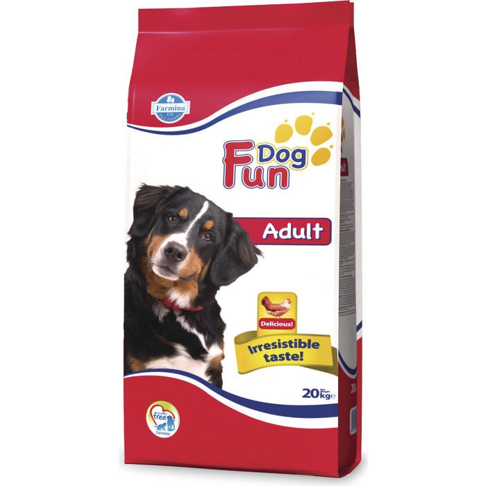 Сухой корм Farmina Fun Dog Adult для взрослых собак 20кг
