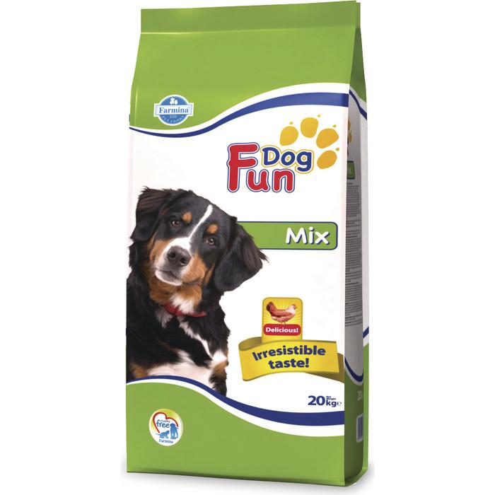 Сухой корм Farmina Fun Dog Adult Mix для взрослых собак 20кг
