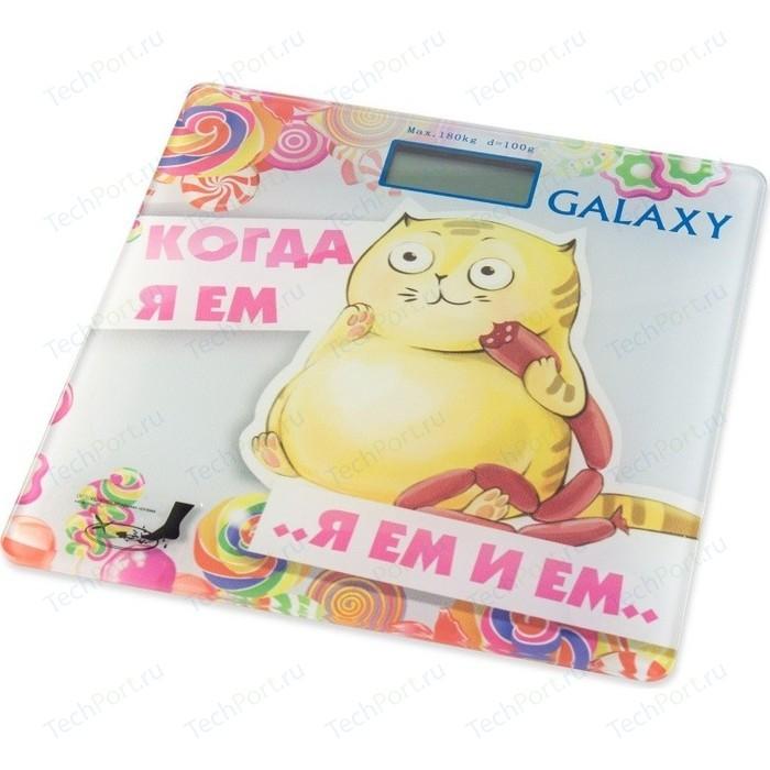 Весы напольные GALAXY GL4830