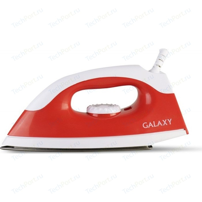 Утюг GALAXY GL6126, красный